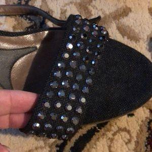 Marni Shoes - Marni studded, wedged heels.